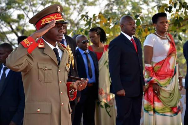 Burundi : Pierre Nkurunziza prête serment