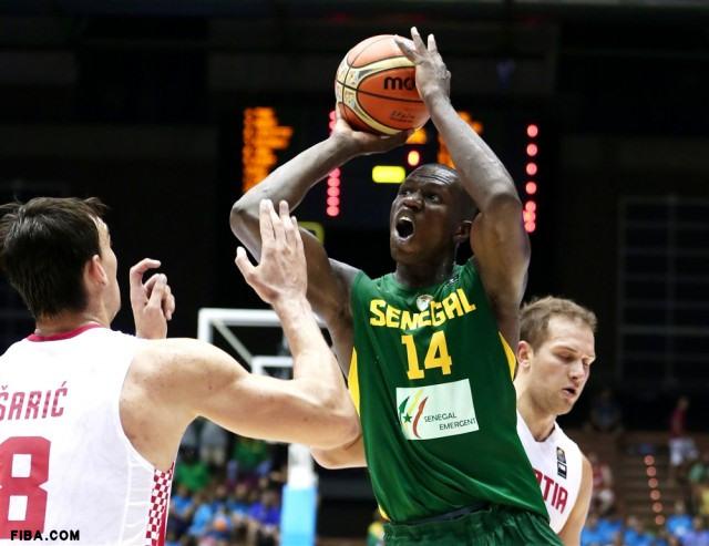 Afrobasket : Le Sénégal entre en lice ce soir