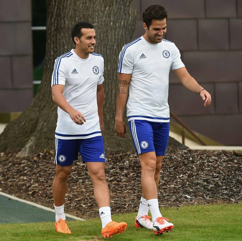 Officiel : Pedro file à Chelsea et participe à l'entraînement !