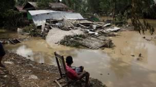 Les pluies torrentielles de cette année causent d'énormes dégâts au Niger.