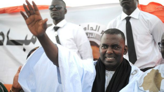 Mauritanie : Ould Abeid reste en prison