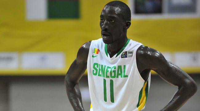 Afrobasket-Sénégal: Mohamed Faye suspendu de la sélection