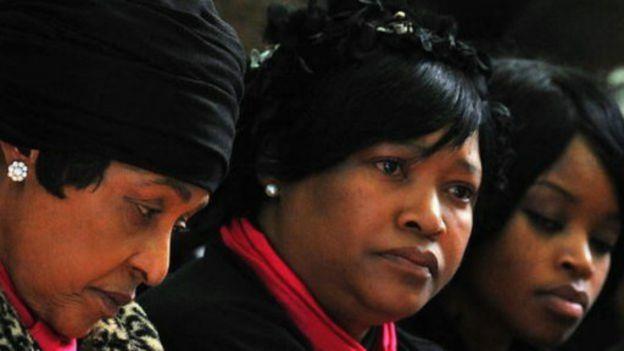 Un petit-fils de Mandela accusé de viol