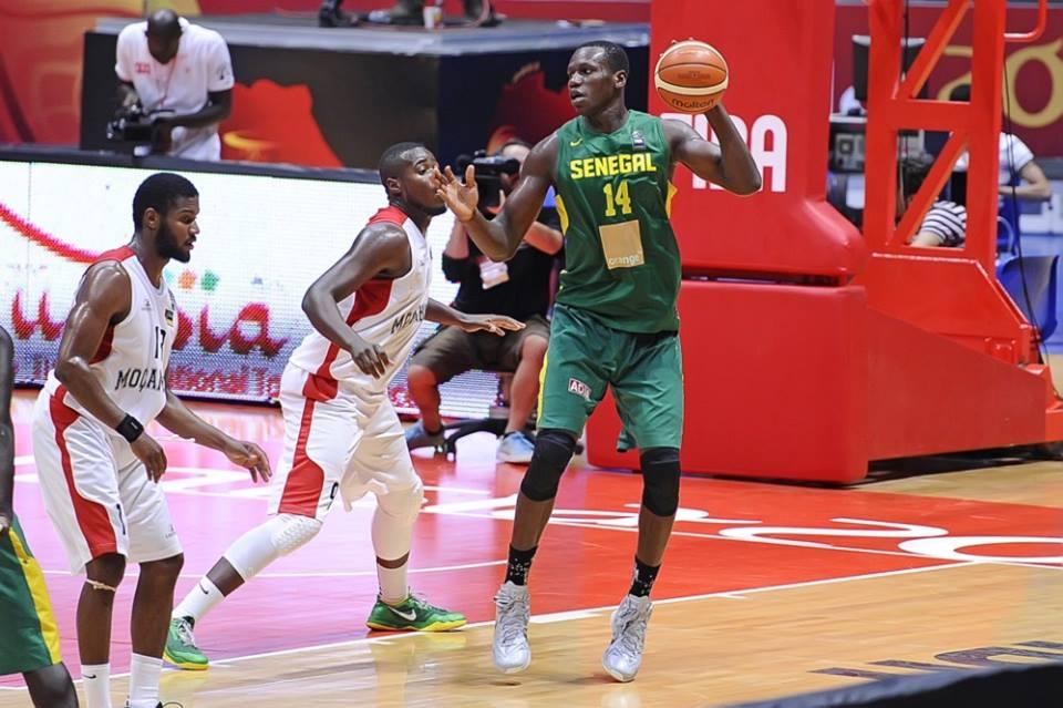 Afrobasket 2015 : Gorgui Sy Dieng tout feu, tout flammes