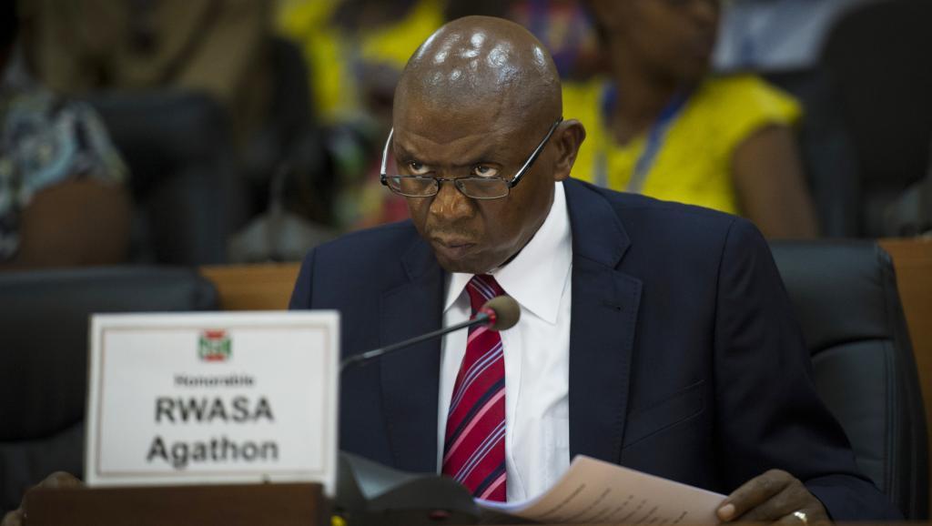 C'est la première fois que l'un des membres des ex-FNL est assassiné depuis que leur chef, Agathon Rwasa, siège à l'Assemblée nationale, dont il a accepté la vice-présidence. AFP PHOTO / PHIL MOORE