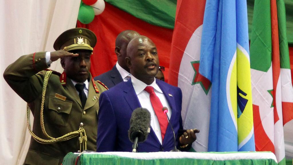 Burundi: le nouveau gouvernement a prêté serment