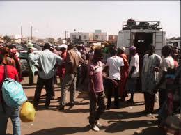 Diamniadio: la descente d'agents de la mairie annule la marche