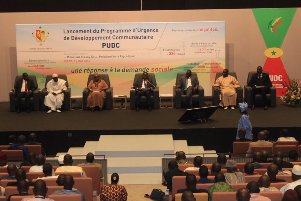 «Le secrétariat d'Etat chargé du suivi du PUDC ne doit pas être une coquille vide » (CONGAD)