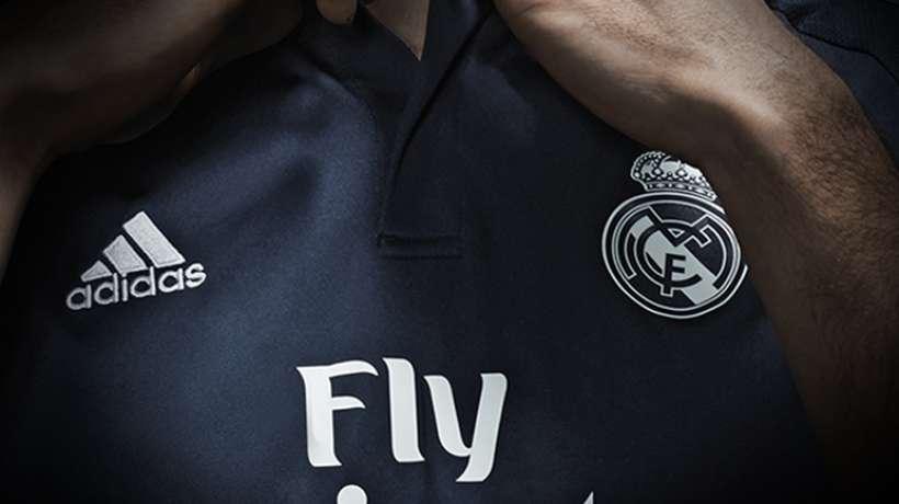 Le Real Madrid dévoile son nouveau maillot Third