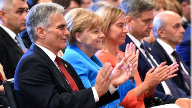 Sommet à Vienne sur la crise des migrants