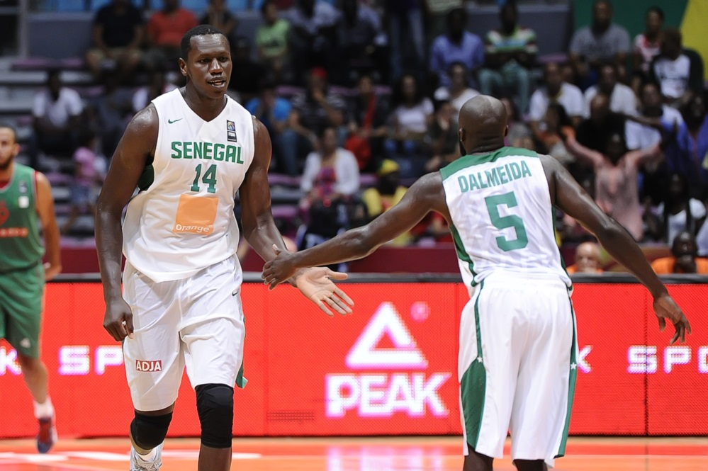 """Afrobasket 2015: les """"Lions"""" à un bond de la finale"""