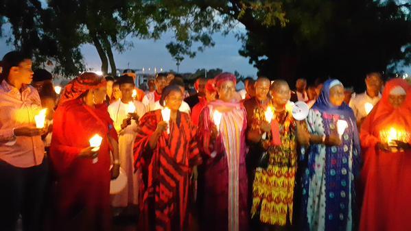 BringBackOurGirls: marches au Nigeria pour ne pas oublier