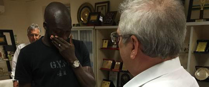 Fenerbahçe : Les larmes de Moussa Sow pour ses adieux