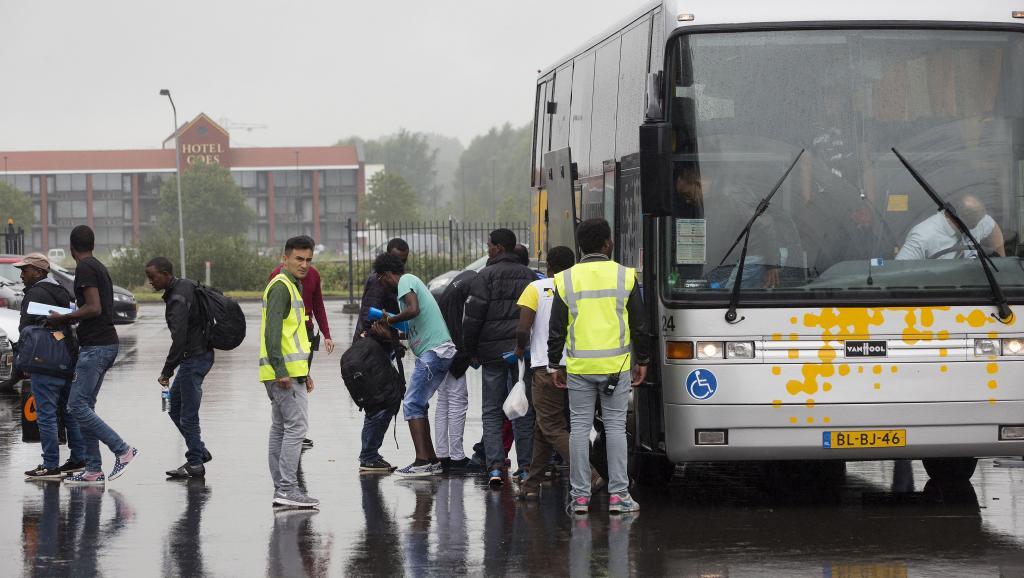 Les Pays-Bas s'apprêtent à durcir les règles de l'asile
