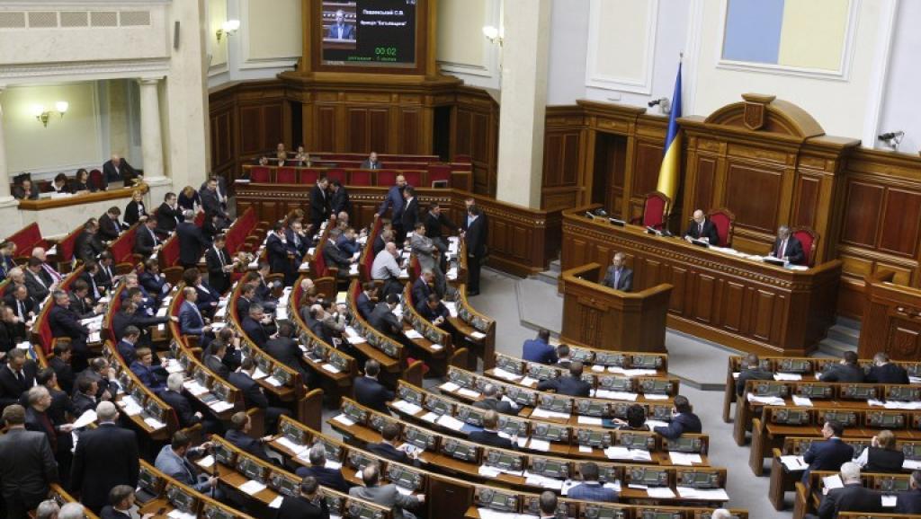 Ukraine: la décentralisation de l'Etat en débat au parlement