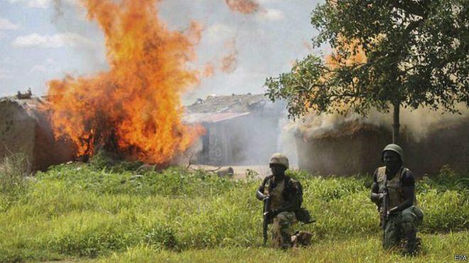 "Boko Haram ""se propage à Lagos"""