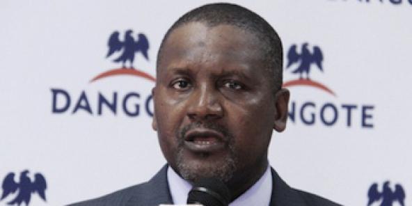 Ciment : Aliko Dangote va investir au Zimbabwe