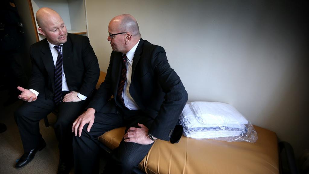 Faute de place, la Norvège envoie des prisonniers aux Pays-Bas