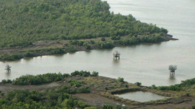 Nigeria : des drones contre le vol de pétrole