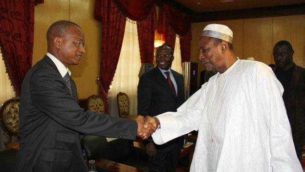 Guinée : 8 candidats à la présidentielle