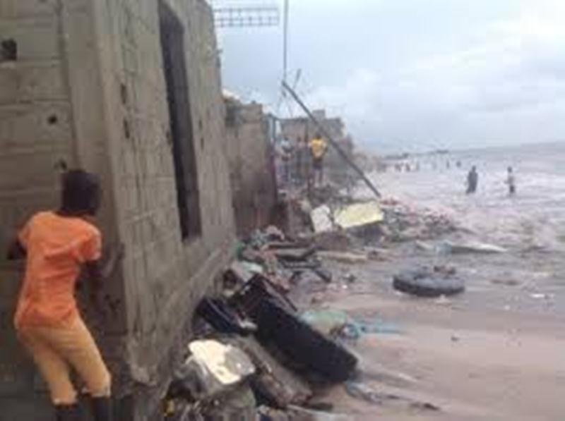 Un expert des changements climatiques alerte : « Dakar est menacée… »