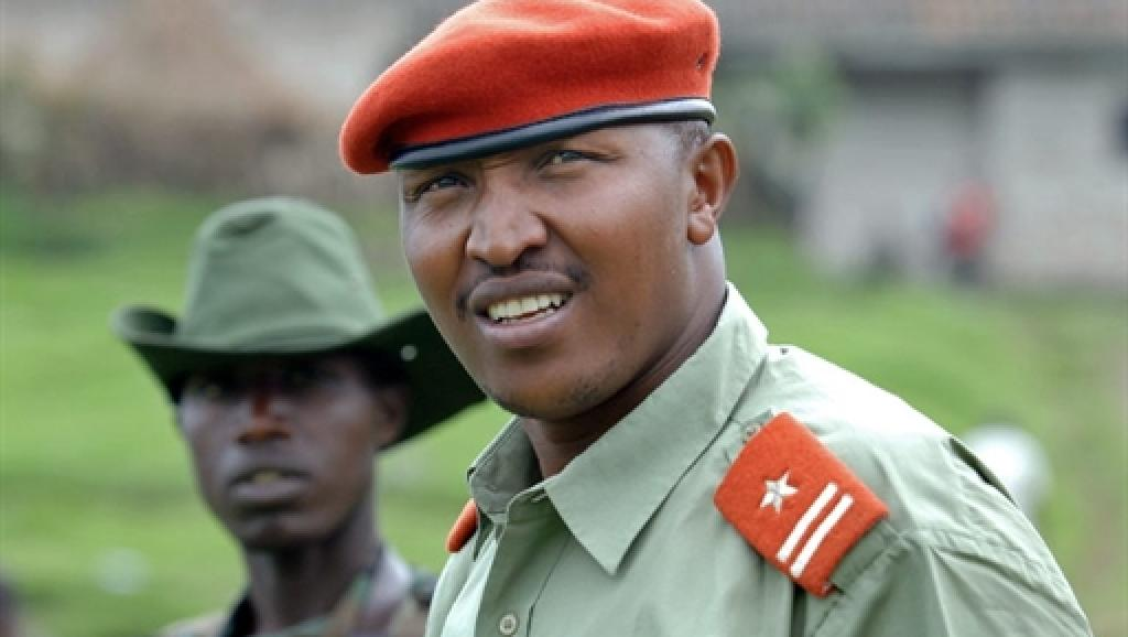 Le général Bosco Ntaganda, en janvier 2009. AFP