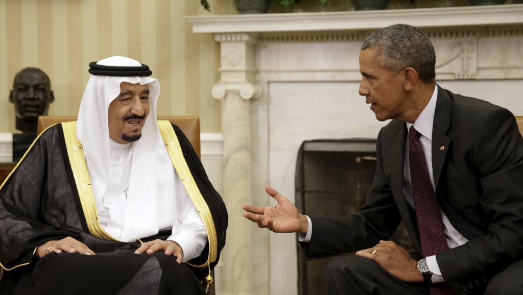 Obama rassure le roi Salman d'Arabie saoudite sur l'accord iranien