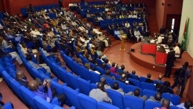 Burkina: un nouveau code de la presse