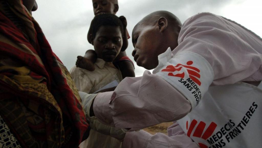 RDC: l'épidémie de rougeole au Katanga difficile à endigue