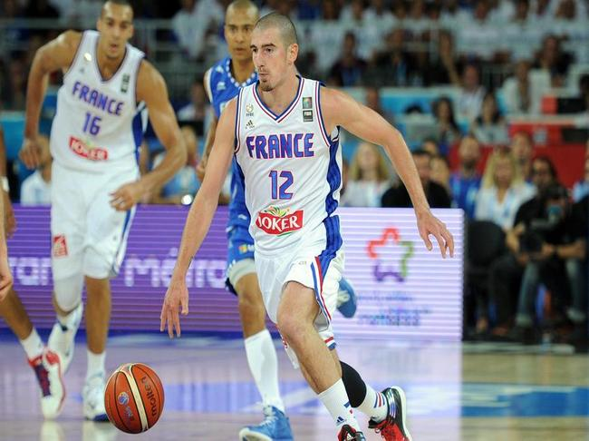 Basket, Euro 2015: France a dominé la Finlande(97-87)