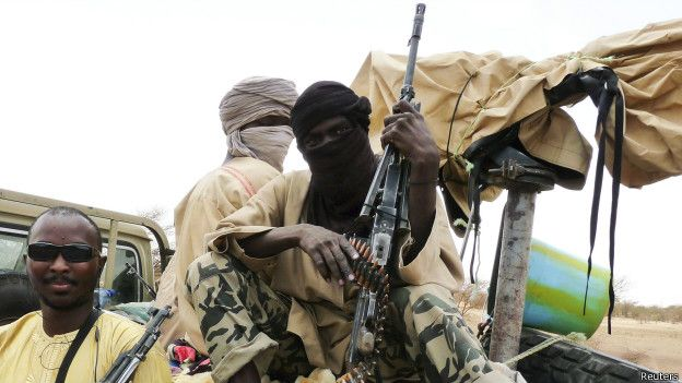 Mali : GATIA se retire d'Anéfis