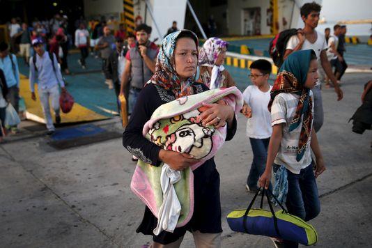 La France accueillera 24 000 nouveaux migrants
