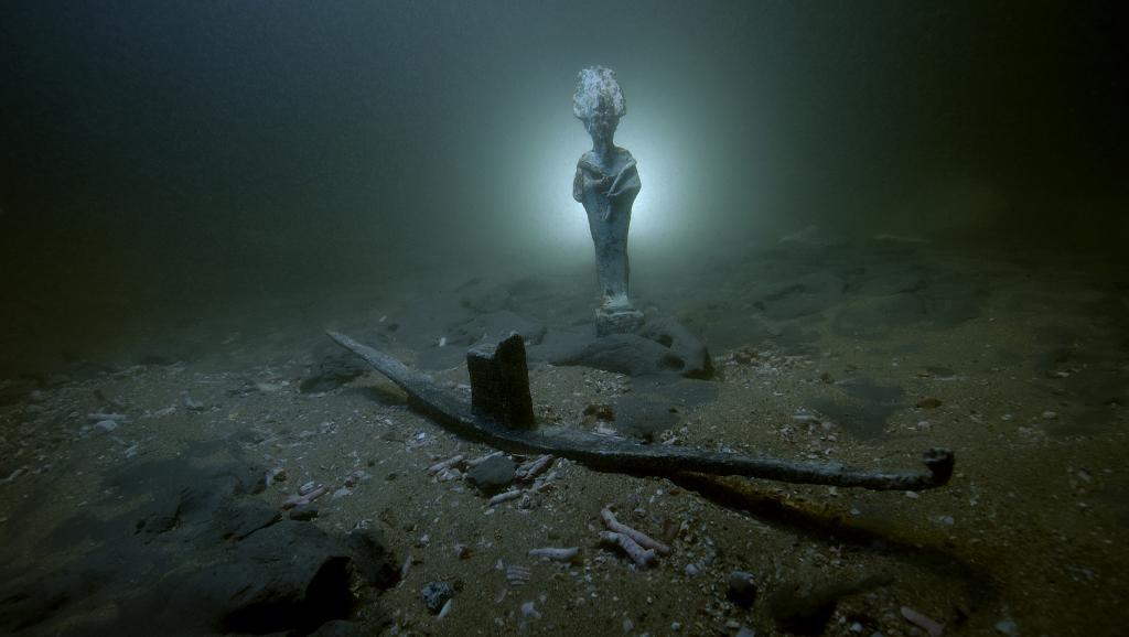 Plongée dans le mythe d'Osiris à l'Institut du monde arabe