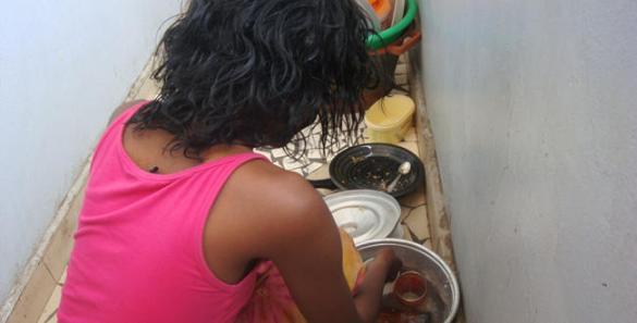 Rapport sur l'exploitation et la maltraitance des migrantes : un récit pathétique des femmes de ménage