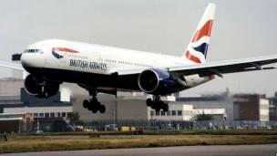 Incident sur un avion de la BA