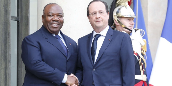 Gabon – France : Ali Bongo Ondimba à Paris… et Manuel Valls à Libreville