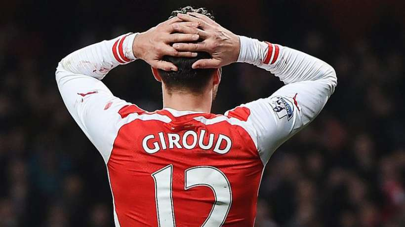 Arsenal : Nicolas Anelka juge le malaise Olivier Giroud