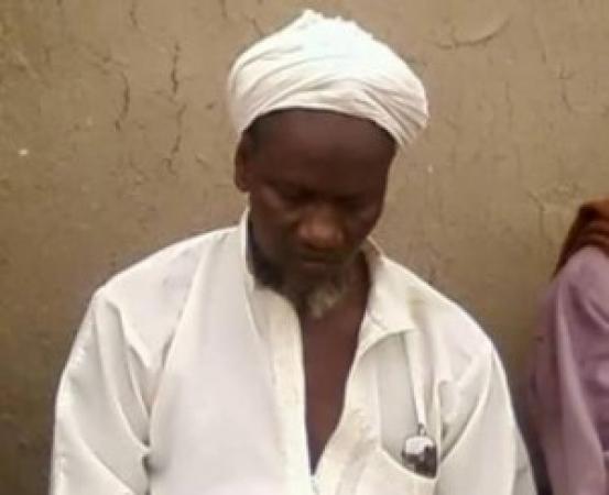 Hamadoun Koufa, chef du FLM