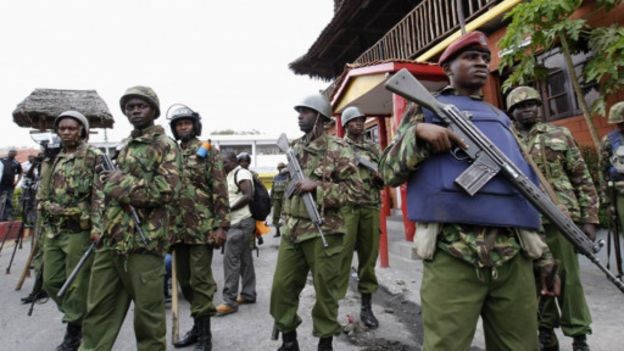 """Kenya : un """"médecin violeur """" arrêté"""