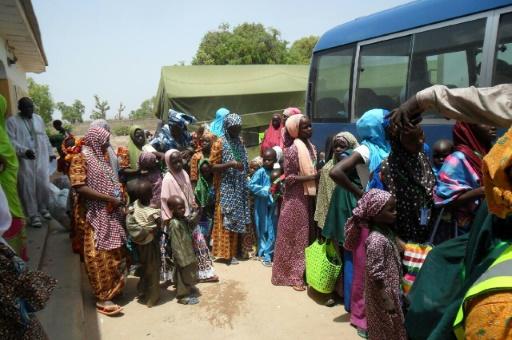 Nord-est du Nigeria: une explosion fait au moins deux morts dans un camp de déplacés