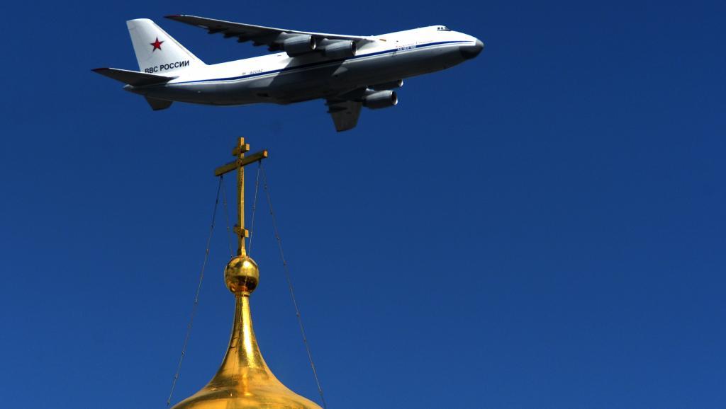 Un pont aérien mis en place par Moscou pour livrer des armes à Damas