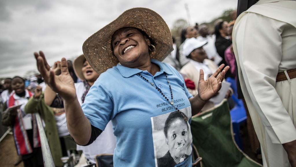 Afrique du Sud: Benedict Daswa béatifié en présence de 30000 fidèles