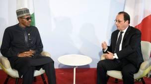 Buhari va à Paris contre le terrorisme