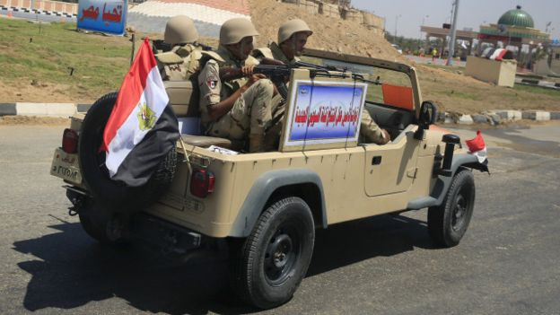Egypte : des touristes tués par erreur