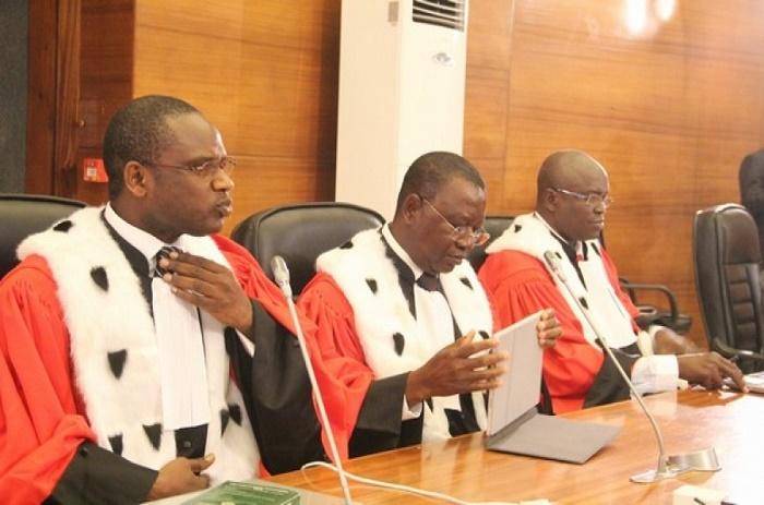 Direct procès Habré: le président Kam convoque toutes les parties dans la chambre de délibération