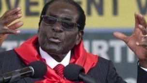 Mugabe sevré de discours radio