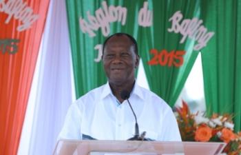 """Présidentielle ivoirienne: L'UE juge le scrutin """"transparent"""" et n'enverra pas d'observateurs selon Ouattara"""