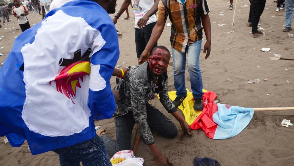 Un rassemblement de l'opposition tourne à l'affrontement à Kinshasa
