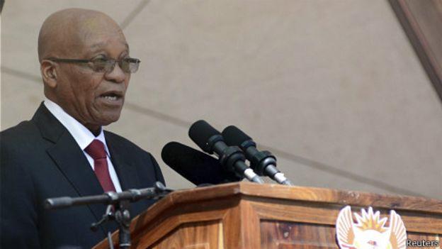 Migrants : Zuma fustige l'OTAN et l'UE