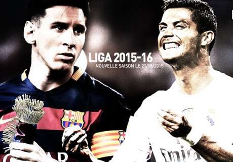 Ronaldo vs Messi et BBC vs MSN - le combat continue !